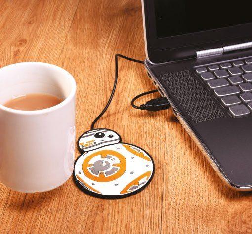 x_bs144867b Star Wars USB Cup Warmer BB-8