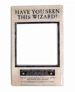 x_hmb-magmhp13 Harry Potter Fridge Magnet Photo Frame Sirius Black