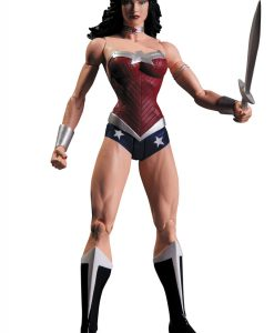 xdcd30849 Justice League Action Figure The New 52 Wonder Woman 17 cm