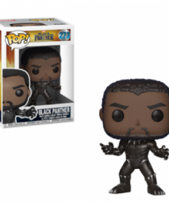 FK23129 Black Panther Movie POP! Movies Figures Black Panther 9 cm