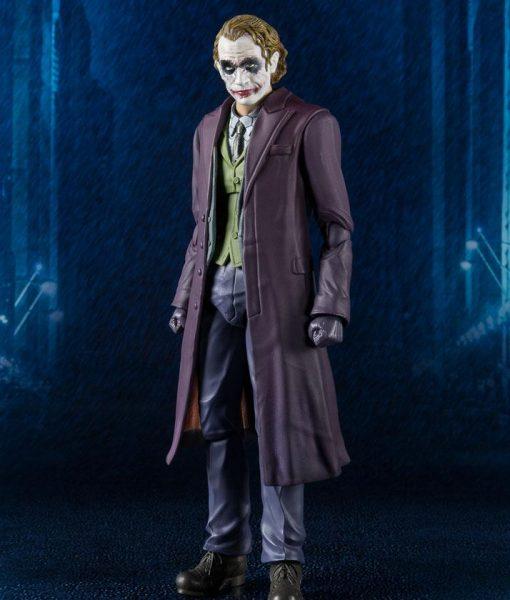 x_btn14950-7 Batman The Dark Knight S.H. Figuarts Action Figure Joker 16 cm