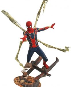 x_diamapr182165 Avengers Infinity War Marvel Premier Collection Statue Iron Spider-Man 30 cm
