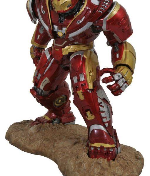 x_diamapr182166 Avengers Infinity War Marvel Milestones Statue Hulkbuster 41 cm