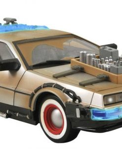 x_diamnov091220 Back to the Future III Model DeLorean 36 cm