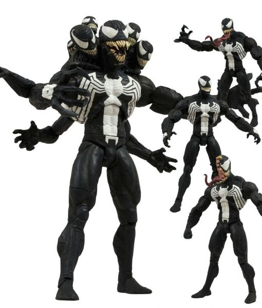 x_diamoct172354 Marvel Select Action Figure Venom 20 cm