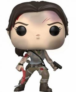 x_fk29007 Tomb Raider POP! Games Vinyl Figure Lara Croft 9 cm