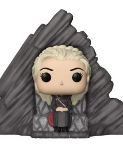 x_fk29165 Game of Thrones POP! Rides Vinyl Figure Daenerys on Dragonstone Throne 15 cm