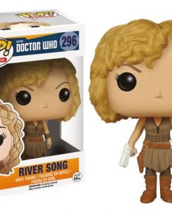 x_fk6209 Doctor Who POP! Television Vinyl Figure River Song 9 cm