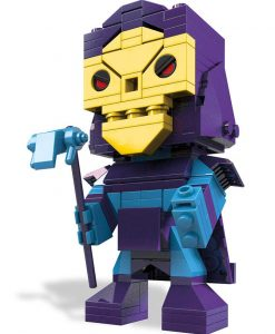 x_matt31755 Masters of the Universe Mega Construx Kubros Construction Set Skeletor 14 cm