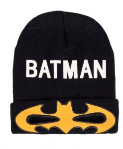x_crd2200001696 Batman Beanie Mask & Eye Holes