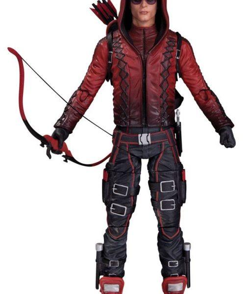 x_dccapr150332 Arrow Action Figure Arsenal 17 cm