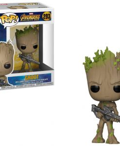 Avengers Infinity War POP! Movies Vinyl Figure Groot 9 cm