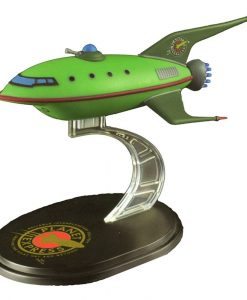 x_fut-0001 Futurama Mini Masters Replica Planet Express Ship LC Exclusive 12 cm