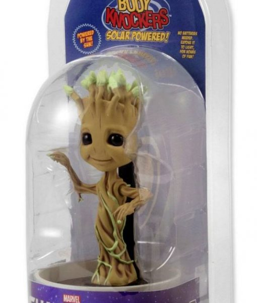 x_neca38720 Guardians of the Galaxy Body Knocker Bobble-Figure Dancing Potted Groot 15 cm