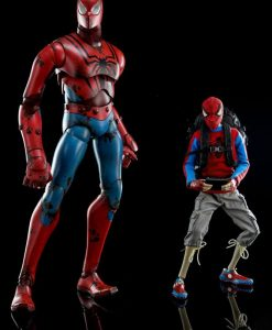 x_3a-16-07-pps Spider-Man Action Figures 2-Pack Peter Parker & Spider-Man Classic Edition 25 - 38 cm