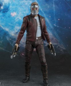 x_btn15178-4 Guardians of the Galaxy Vol. 2 S.H. Figuarts Action Figure Star-Lord & Explosion 17 cm