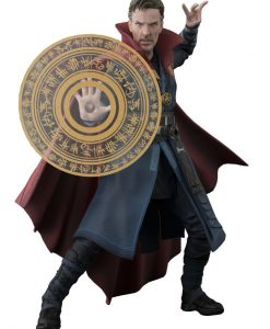 x_btn15179-1 Doctor Strange S.H. Figuarts Action Figure Doctor Strange & Burning Flame Set 15 cm