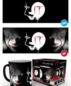 x_gye-mgh0083 It Heat Change Mug Pennywise