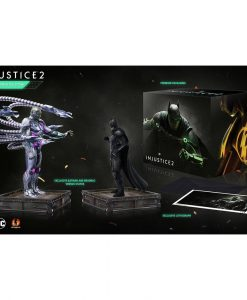 x_tri00640 Injustice 2 The Versus Collection PVC Statues 23-28 cm