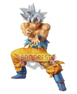 x_banp26740 Dragonball Super DXF The Super Warriors Ultra Instinct Goku Special Ver. 18 cm