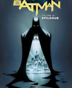 x_dcaug160317 DC Comics Comic Book Batman Vol. 10 Epilogue by Scott Snyder english