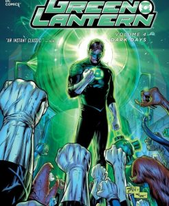 x_dcdec130303 DC Comics Comic Book Green Lantern Vol. 4 Dark Days by Robert Venditti english