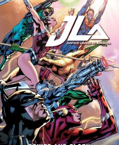 x_dcdec160377 DC Comics Comic Book Justice League Power & Glory by Brian Hitch english