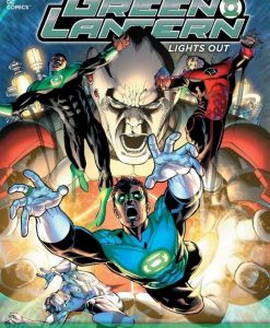 x_dcfeb140249 DC Comics Comic Book Green Lantern Lights Out (The New 52) by Robert Venditti english