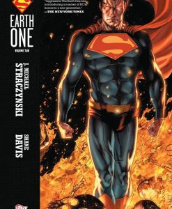 x_dcjun120225 DC Comics Comic Book Superman Earth One Vol. 02 by J. Michael Straczynski english