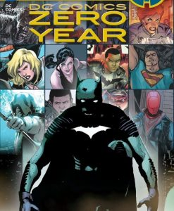 x_dcjun140263 DC Comics Comic Book Batman Zero Year (The New 52) by Scott Snyder english