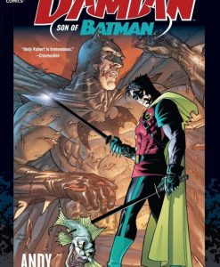 x_dcmar140252 DC Comics Comic Book Damian Son Of Batman (The New 52) Deluxe by Andy Kubert english