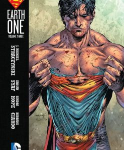 x_dcoct140340 DC Comics Comic Book Superman Earth One Vol. 03 by J. Michael Straczynski english