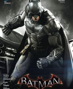 x_dcoct150246 DC Comics Comic Book Batman Vol. 2 Arkham Knight by Peter Tomasi english