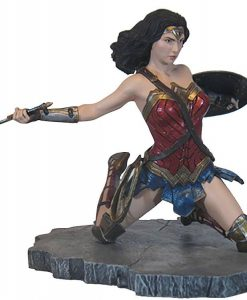 x_diamdec172251 Justice League Movie DC Gallery PVC Statue Wonder Woman 18 cm