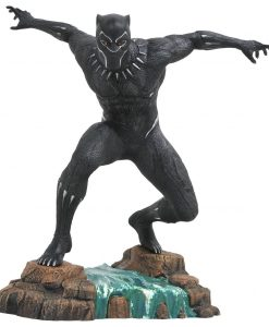 x_diamdec172278 Black Panther Movie Marvel Gallery PVC Statue Black Panther 23 cm
