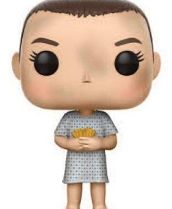 x_fk14424 Stranger Things POP! TV Vinyl Figure Eleven (Hospital Gown) 9 cm