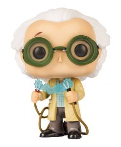 x_fk4019 Back to the Future POP! Vinyl Figure Dr. Emmett Brown LC Exclusive 10 cm