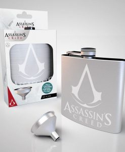 x_gye-hf0004 Assassin's Creed Hip Flask Logox_gye-hf0004 Assassin's Creed Hip Flask Logo