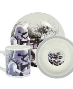 x_ren25117 Star Wars Episode VII Breakfast Set Troopers