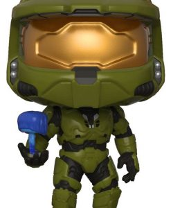 x_fk30099 Halo POP! Games Vinyl Figure Master Chief with Cortana 9 cm