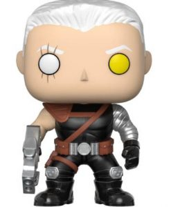 x_fk30862 X-Men POP! Marvel Vinyl Figure Cable 9 cm