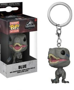 x_fk31825 Jurassic World 2 Pocket POP! Vinyl Keychain Blue 4 cm