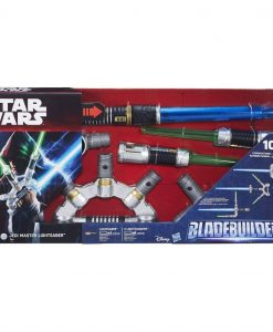 x_hasb2949 Star Wars Electronic Lightsaber BladeBuilders 2015 Jedi Master