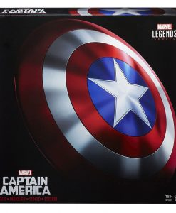 x_hasb7436 Marvel Legends Premium Role-Play Shield Captain America´s Shield 60 cm