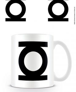 x_mg23655 DC Originals Mug Green Lantern Mono Logo