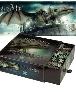 x_nob9455 Harry Potter Jigsaw Puzzle Gringotts Bank Escape
