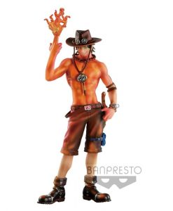 x_banp26901_g One Piece SCultures Figure Portgas D. Ace Burning Color Ver. 19 cm