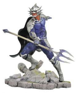 x_diamaug182576 Aquaman DC Movie Gallery PVC Szobor - Ocean Master 23 cm