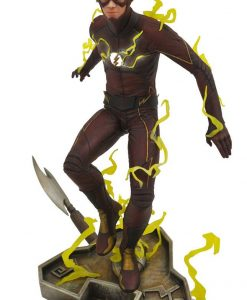 x_diamjan182372 The Flash TV Series DC Gallery PVC Szobor - The Flash 23 cm