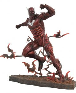 x_diamoct182228 DC Comic Gallery PVC Szobor - Dark Knights Metal Red Death 25 cm